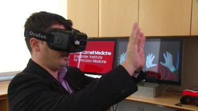 New 3D goggles help doctors search for mutations in cancerous tumors