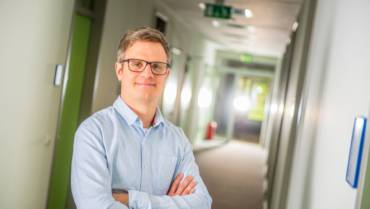 Spotlight on Dr. Jan Krumsiek