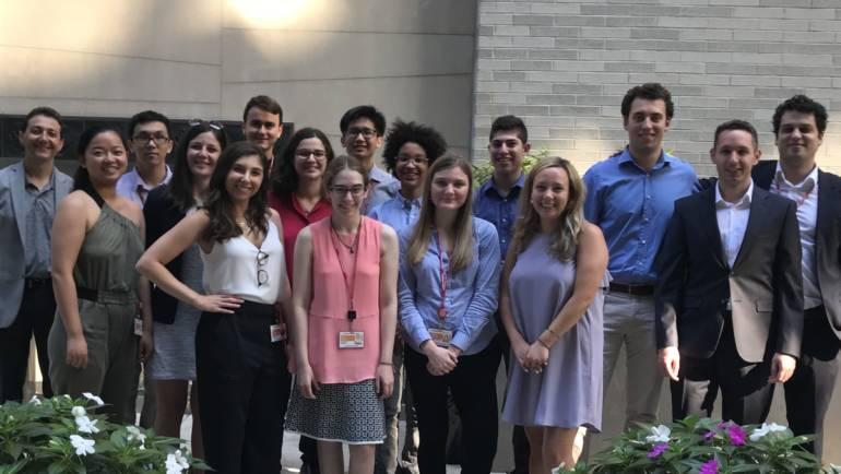 2018 EIPM Summer Internship Highlights