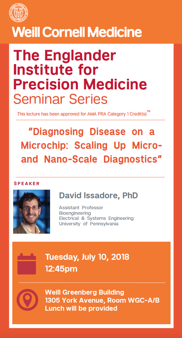 Events - Englander Institute for Precision Medicine
