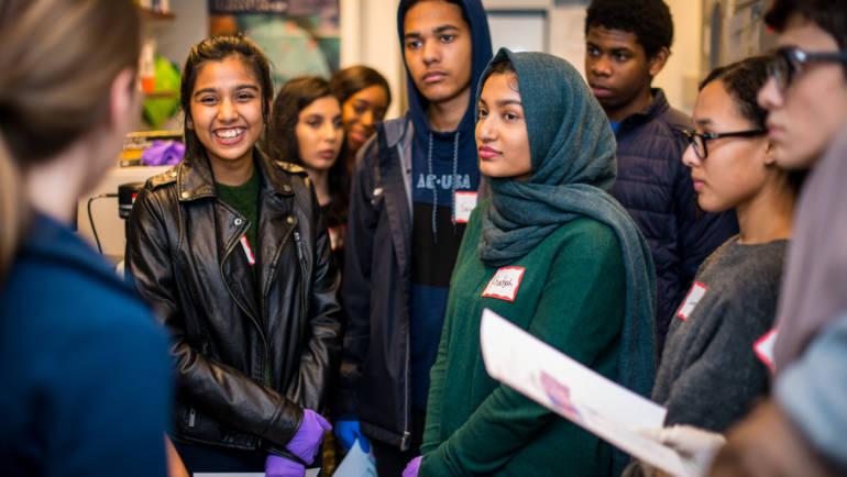 Mentoring Future Scientists