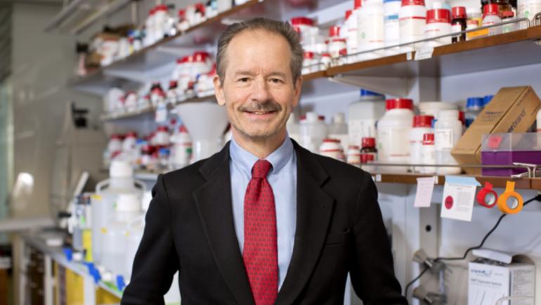 Dr. Lewis Cantley Wins Janssen Award