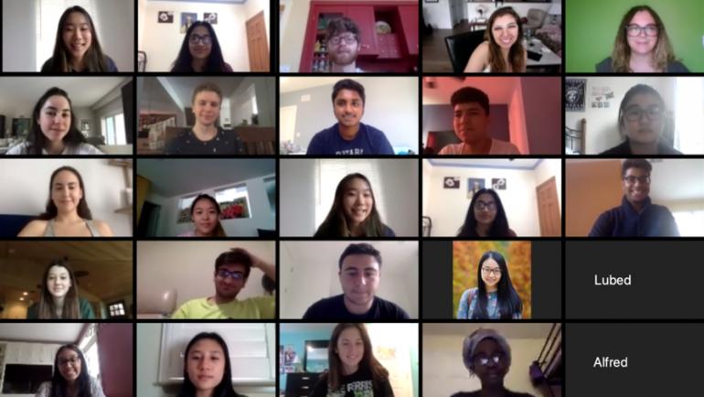 2020 Virtual Summer Internship Program