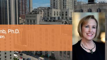 Spotlight on Dr. Dolores Lamb